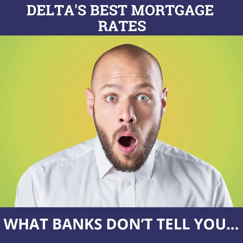 Mortgage Rates Delta BC