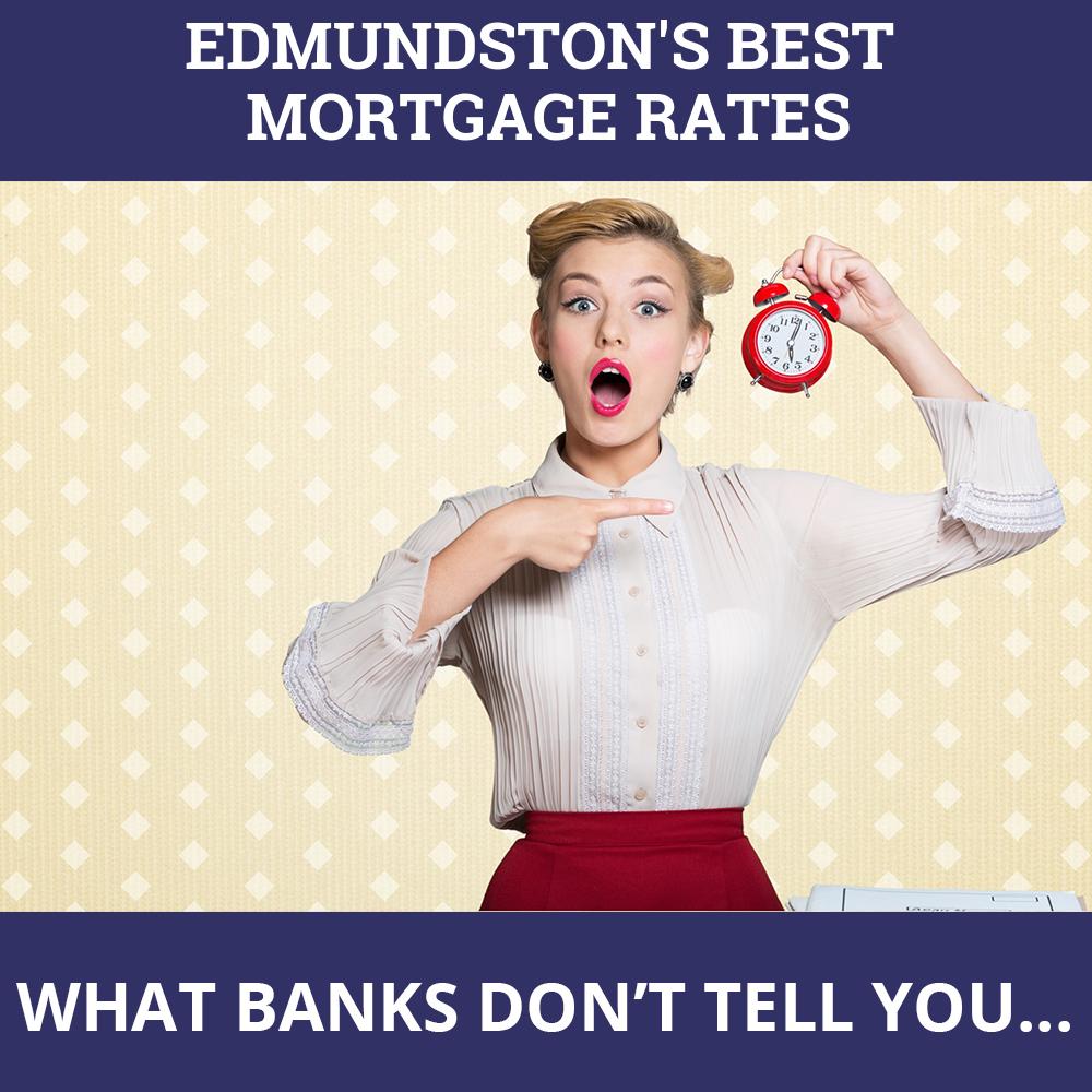 Mortgage Rates Edmundston NB