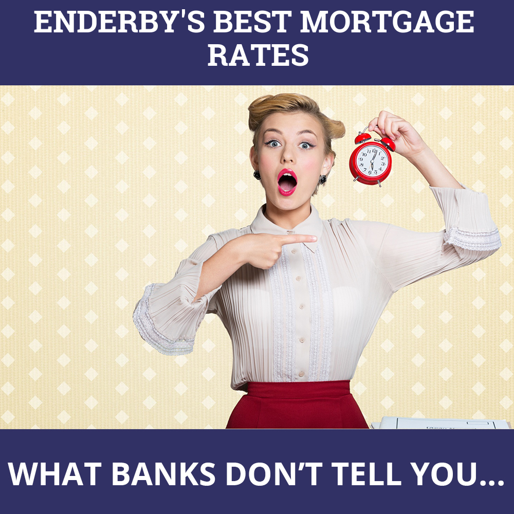 Mortgage Rates Enderby BC