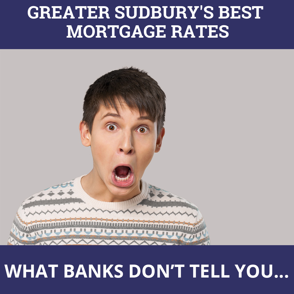 Mortgage Rates Greater Sudbury ON