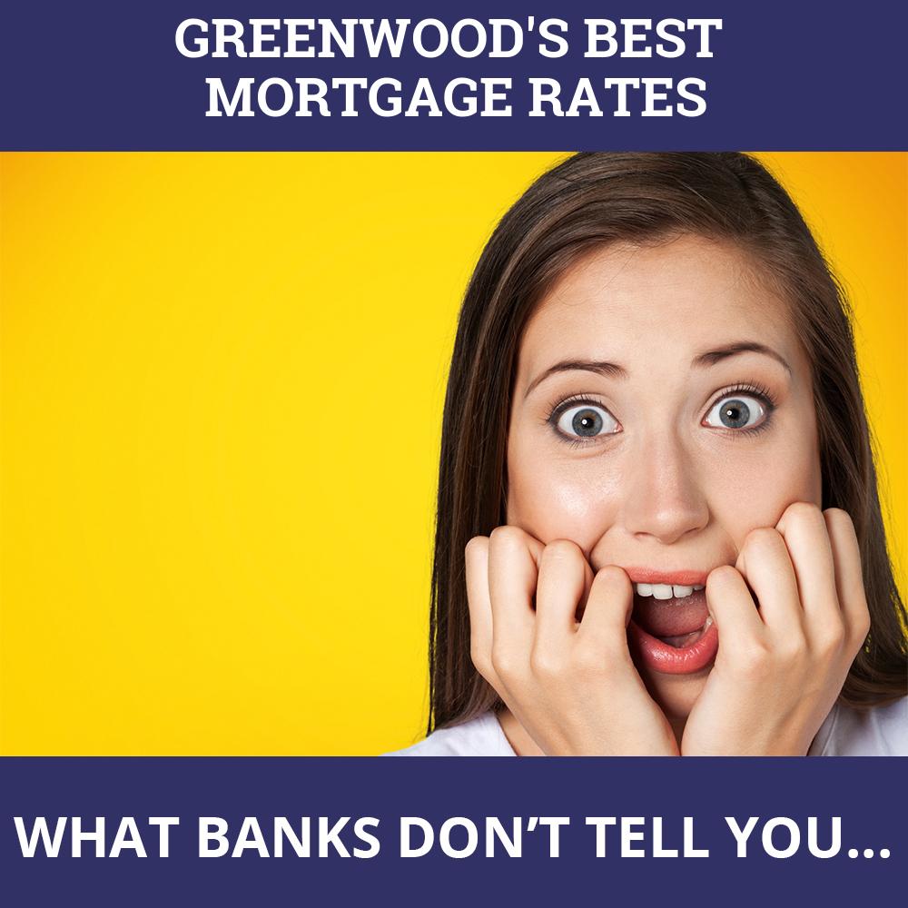 Mortgage Rates Greenwood BC