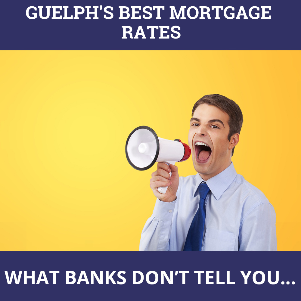 Mortgage Rates Guelph ON