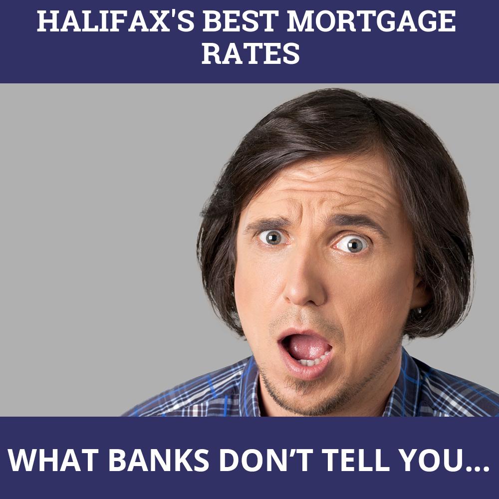 Mortgage Rates Halifax NS