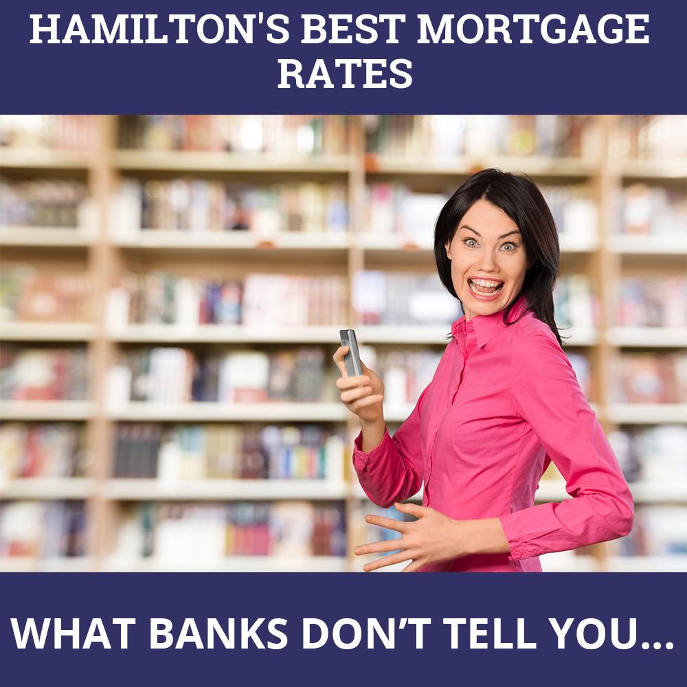 Mortgage Rates Hamilton ON