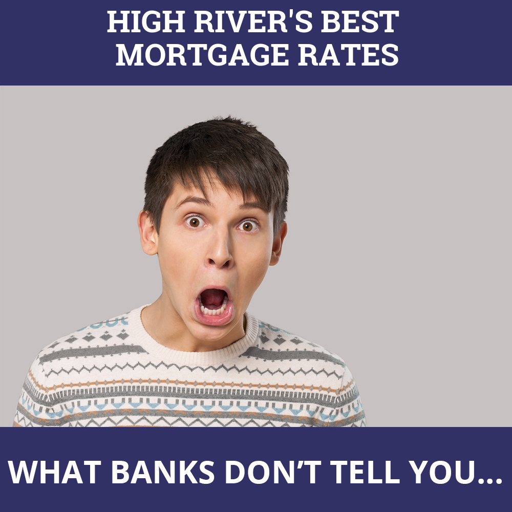 Mortgage Rates High River AB