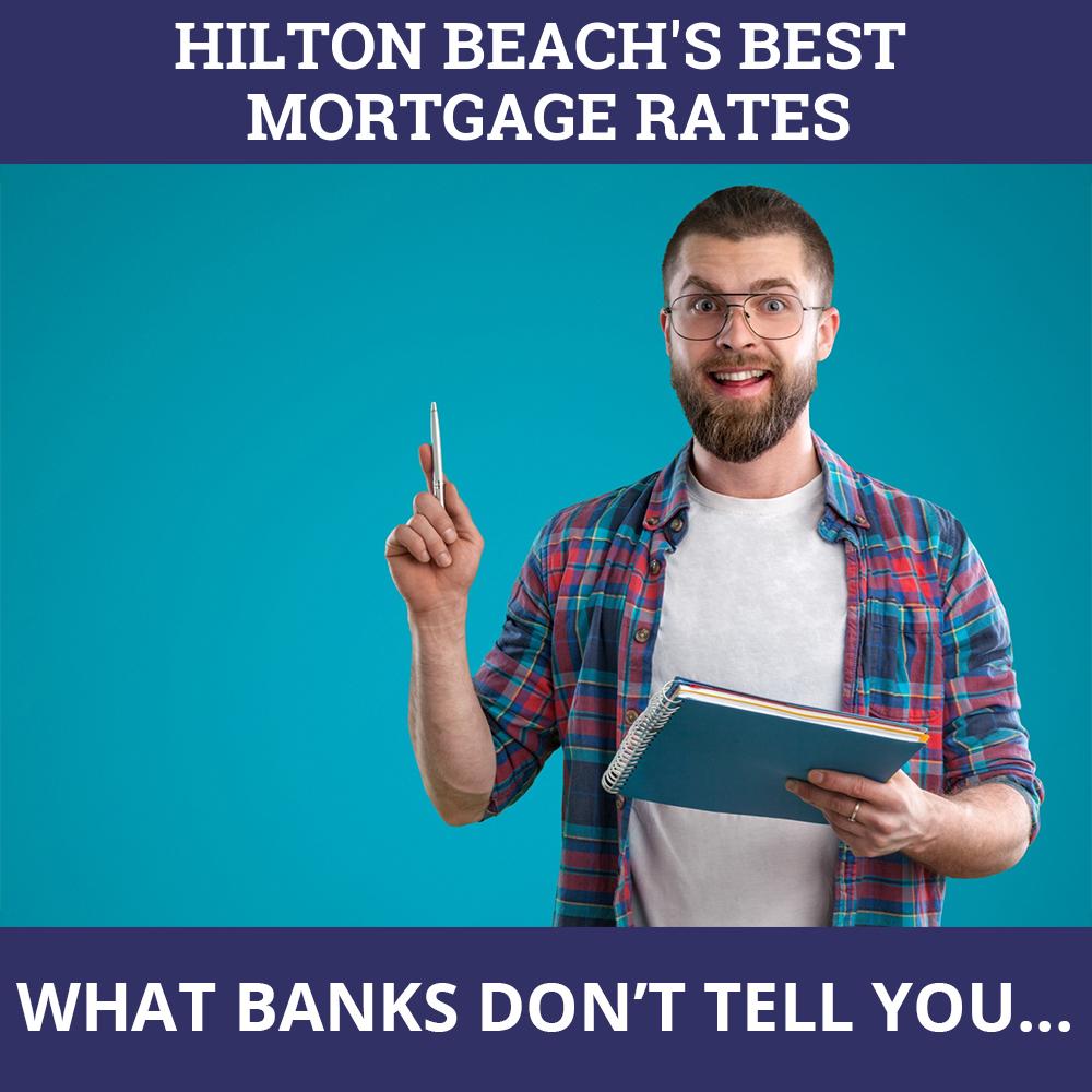 Mortgage Rates Hilton Beach ON
