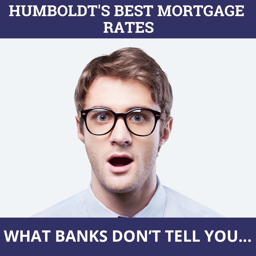 Mortgage Rates Humboldt SK