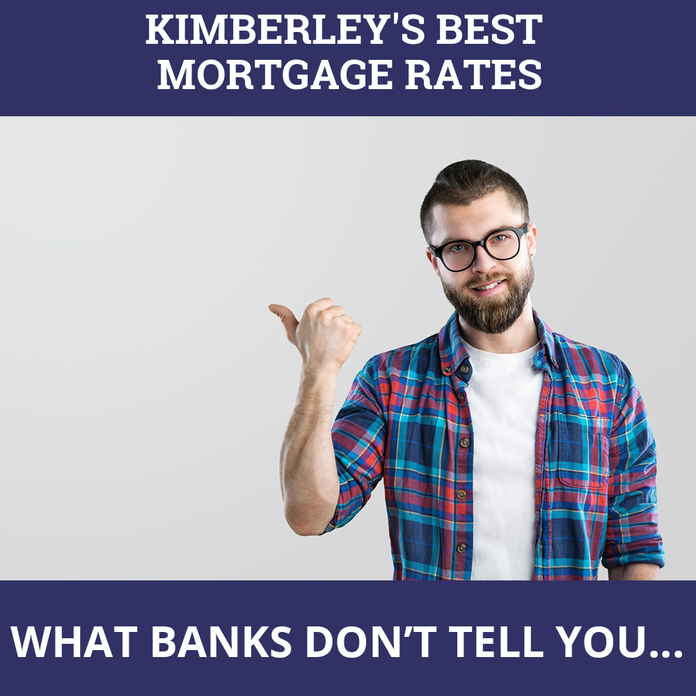 Mortgage Rates Kimberley BC
