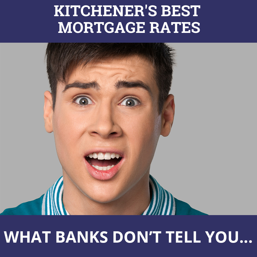 Mortgage Rates Kitchener ON