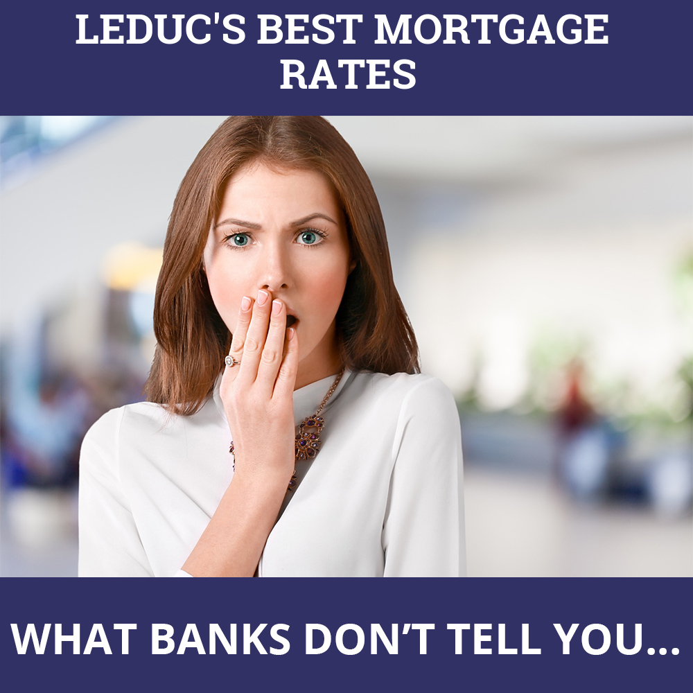Mortgage Rates Leduc AB