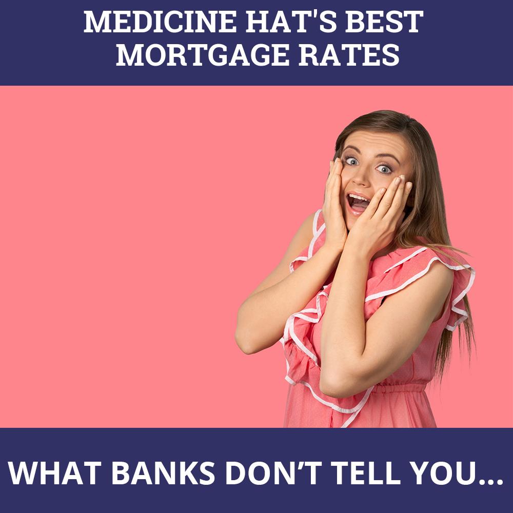 Mortgage Rates Medicine Hat AB