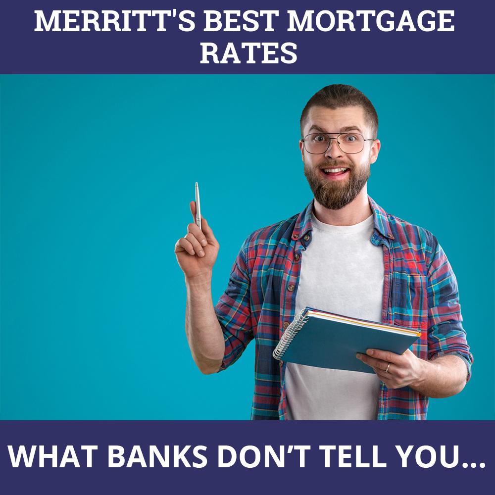 Mortgage Rates Merritt BC