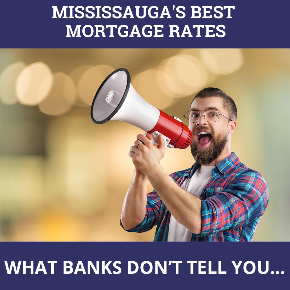 Mortgage Rates Mississauga ON
