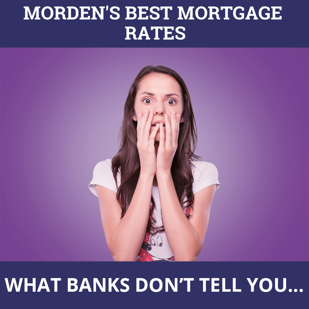 Mortgage Rates Morden MB
