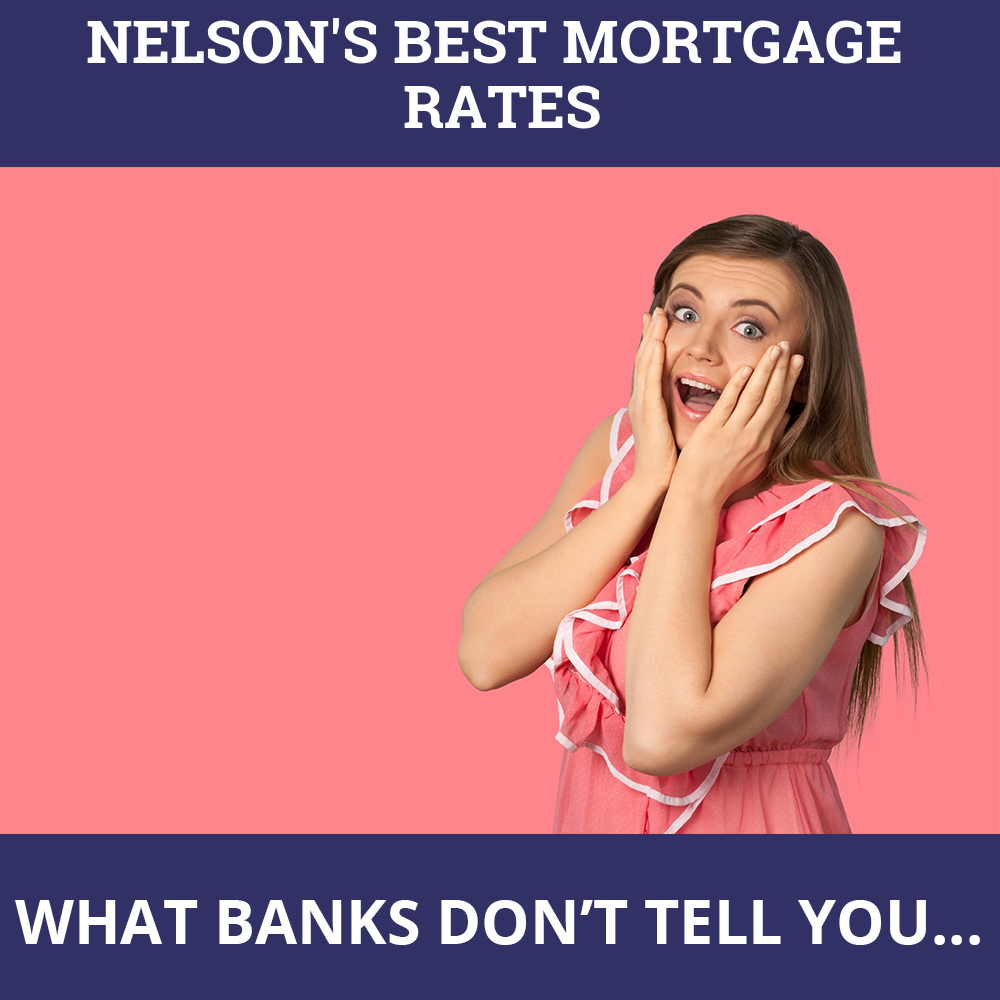 Mortgage Rates Nelson BC
