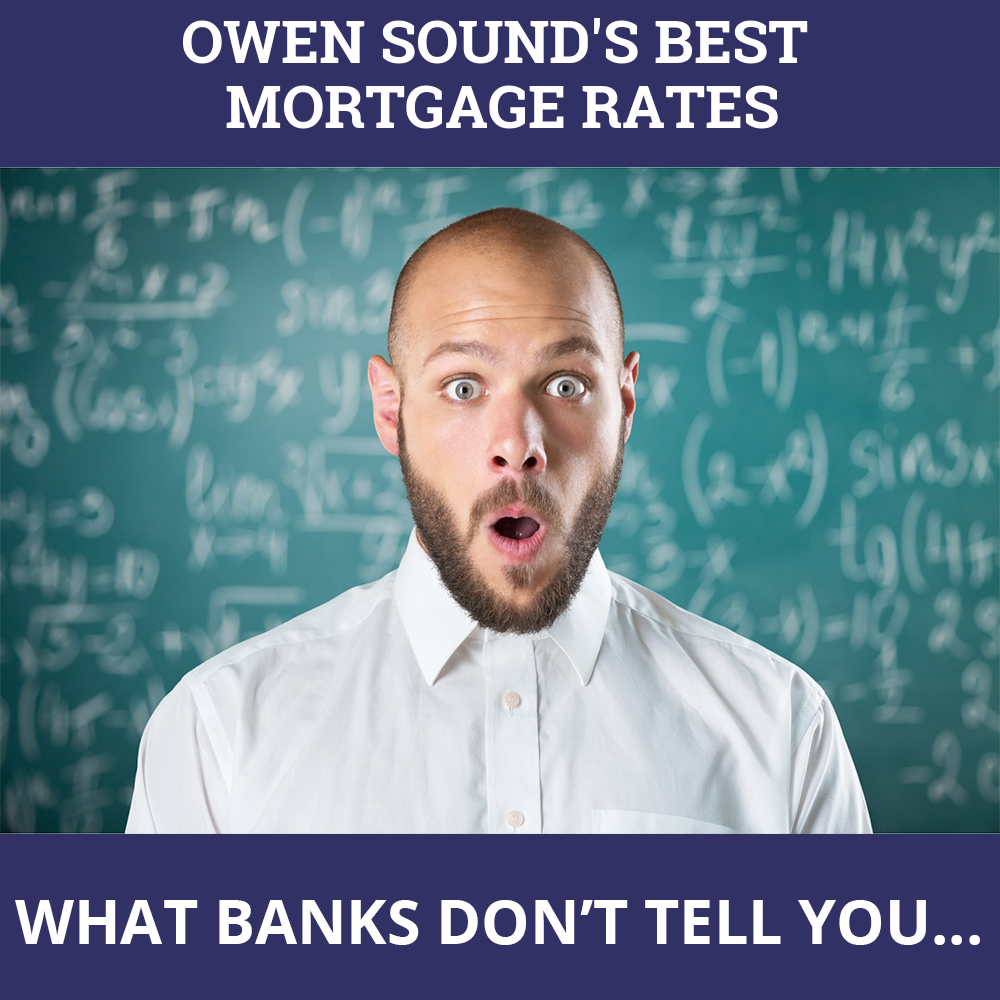 Mortgage Rates Owen Sound ON