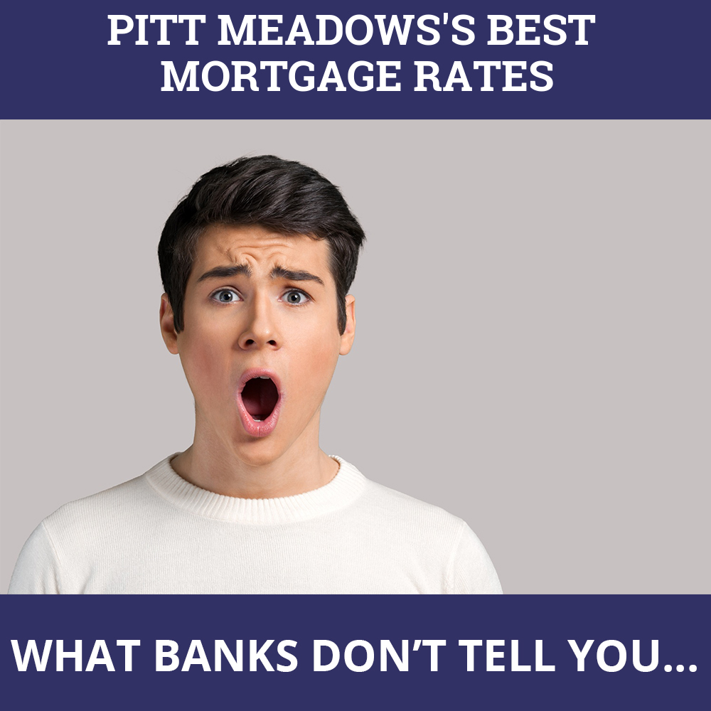 Mortgage Rates Pitt Meadows BC