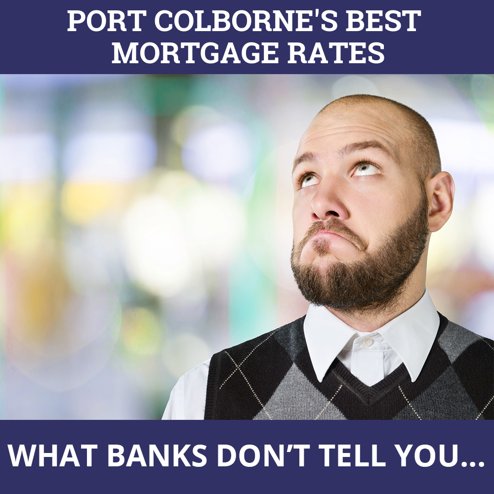 Mortgage Rates Port Colborne ON