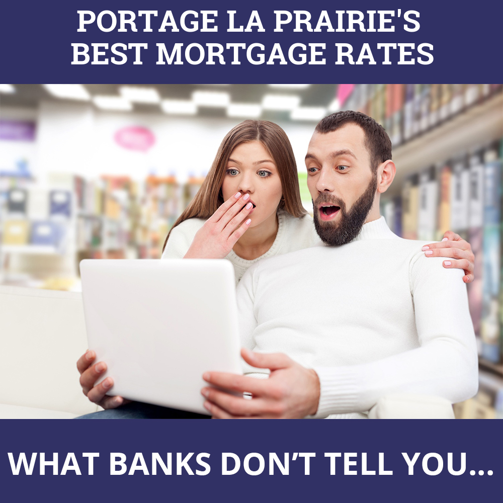 Mortgage Rates Portage la Prairie MB