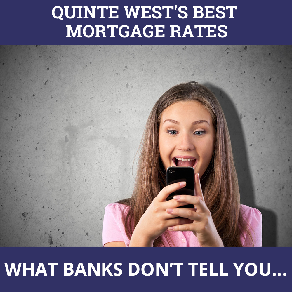 Mortgage Rates Quinte West ON
