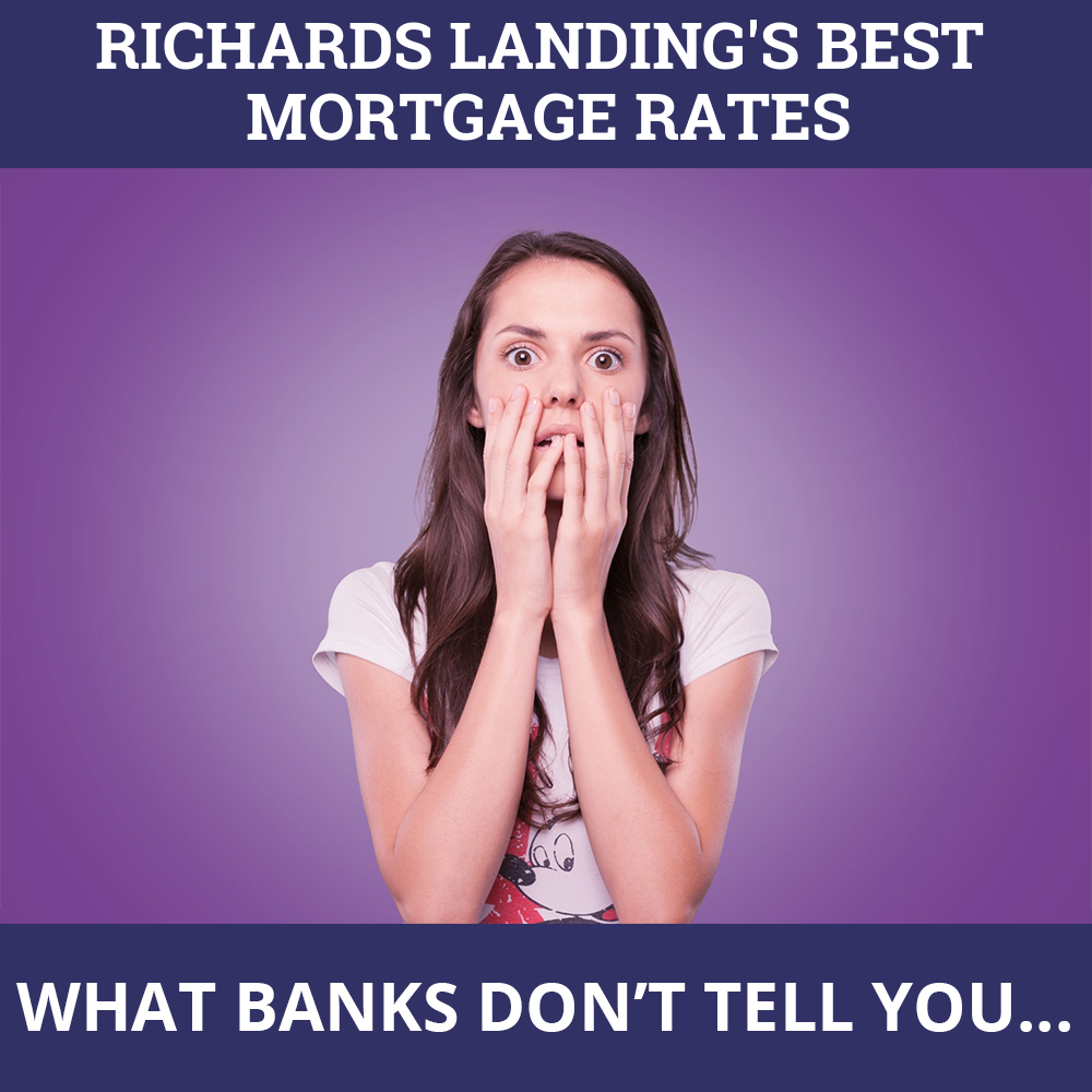 Mortgage Rates Richards Landing ON