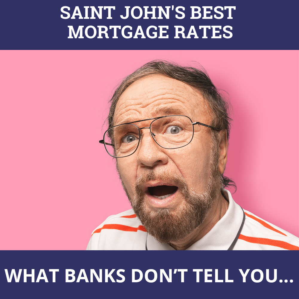 Mortgage Rates Saint John NB