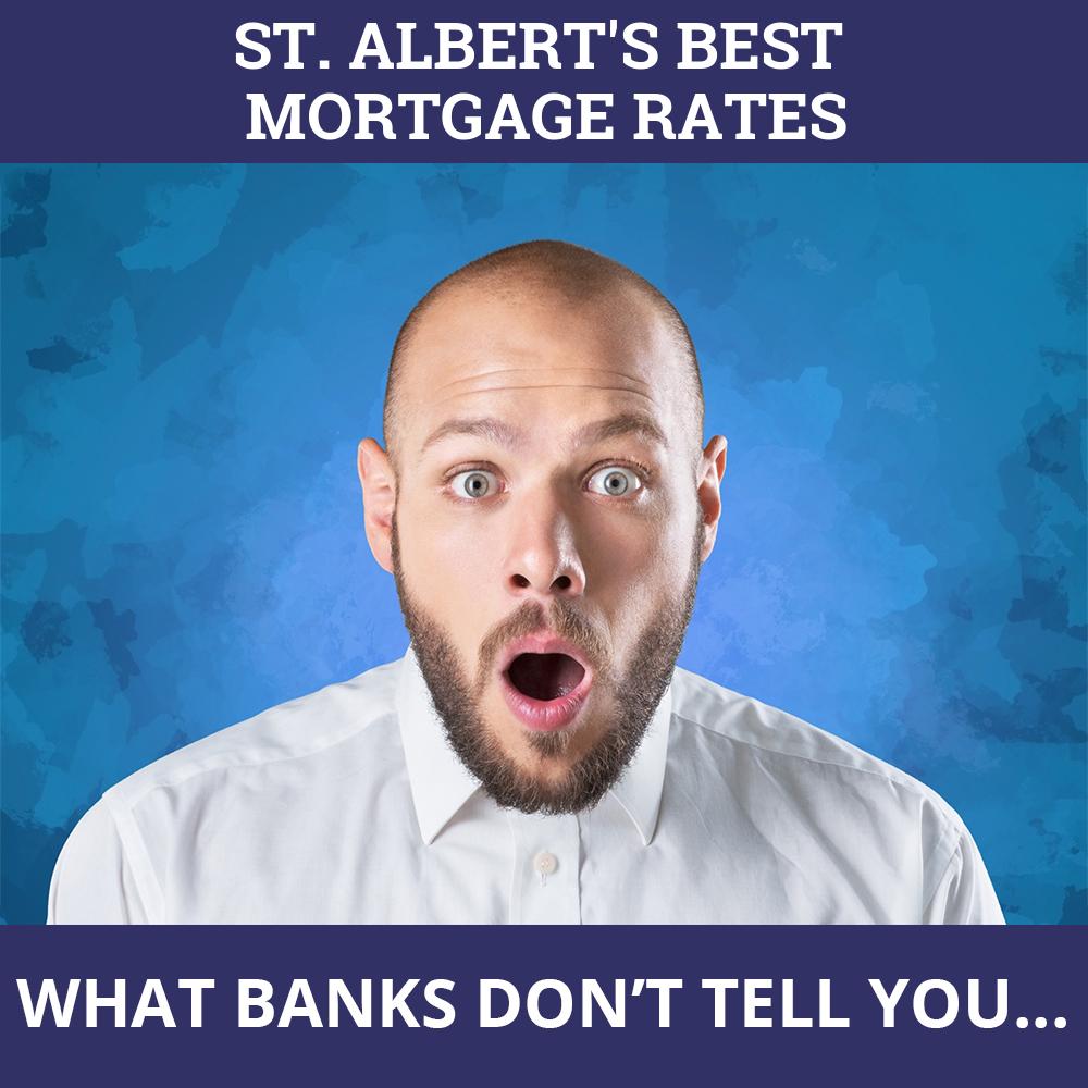 Mortgage Rates St. Albert AB