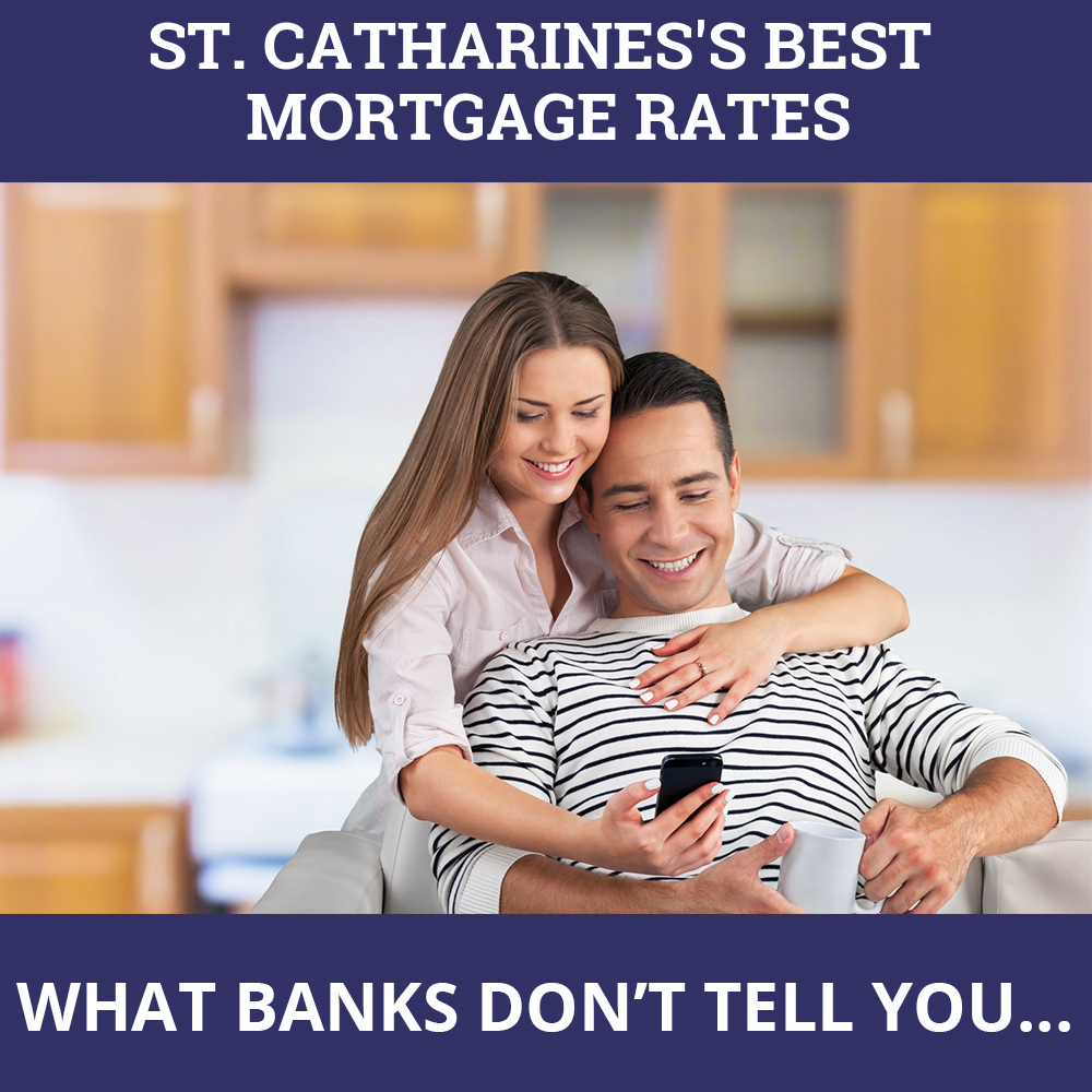 Mortgage Rates St. Catharines ON