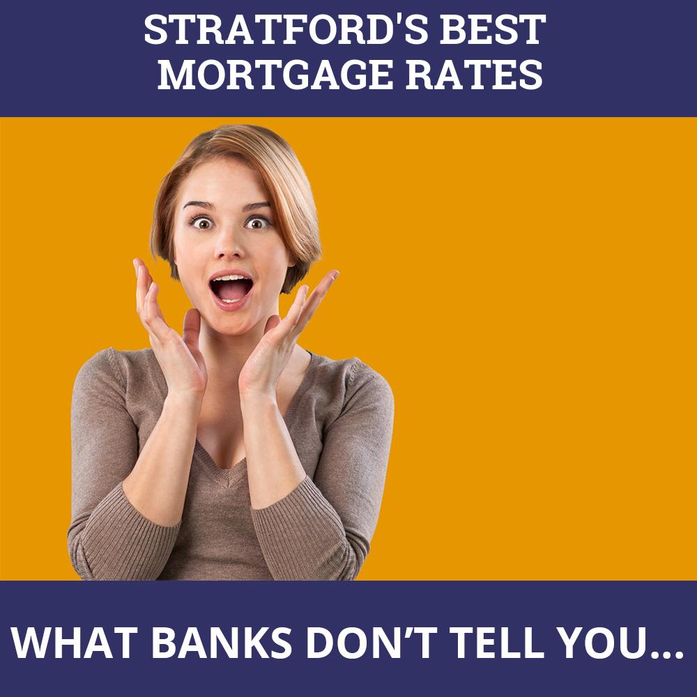 Mortgage Rates Stratford ON