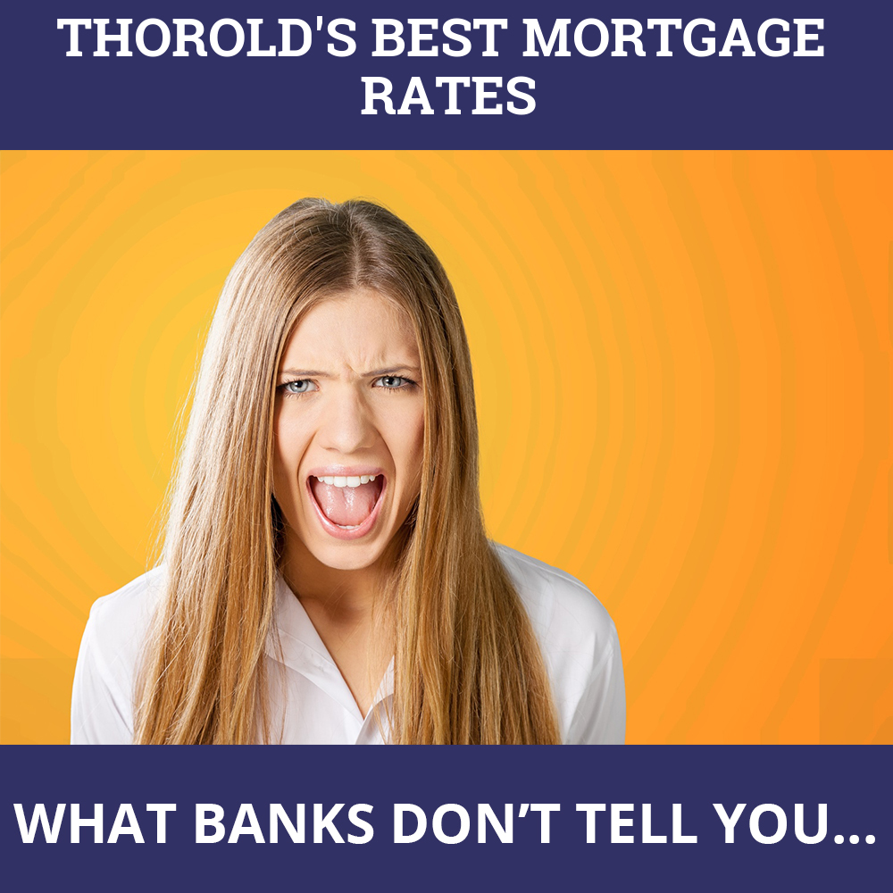 Mortgage Rates Thorold ON