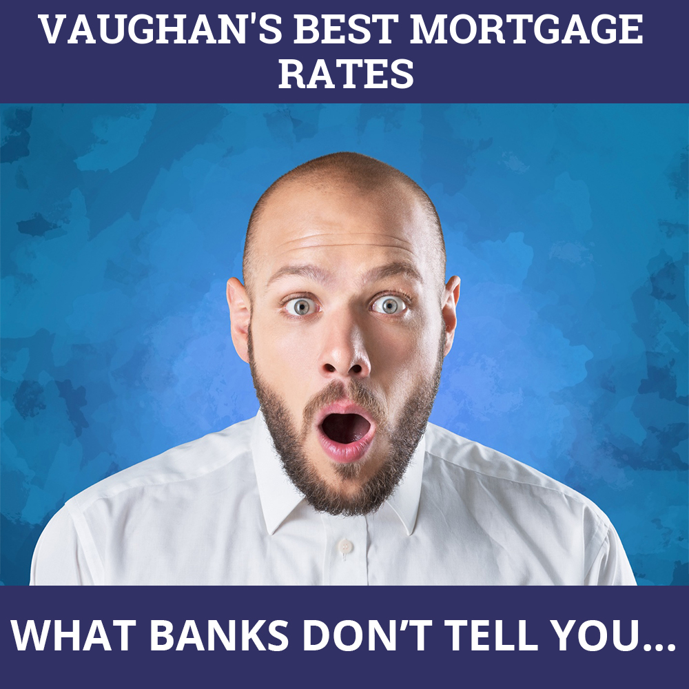 Mortgage Rates Vaughan ON