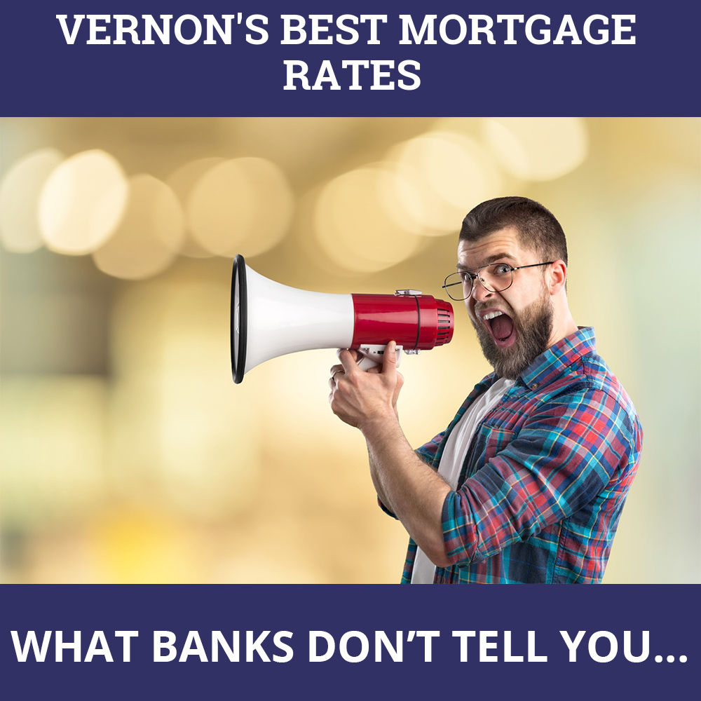 Mortgage Rates Vernon BC