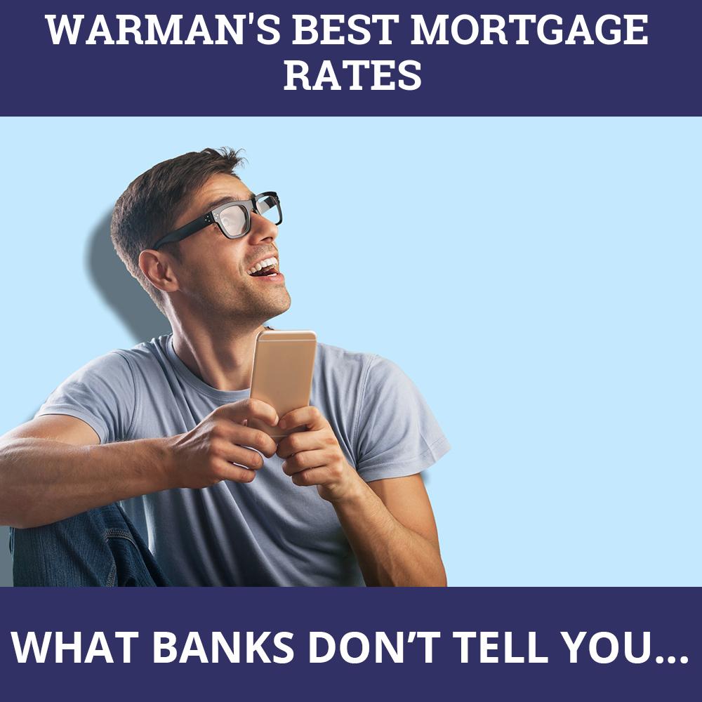 Mortgage Rates Warman SK