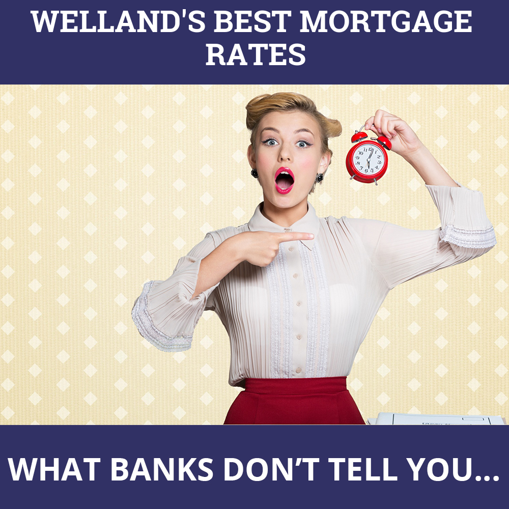 Mortgage Rates Welland ON