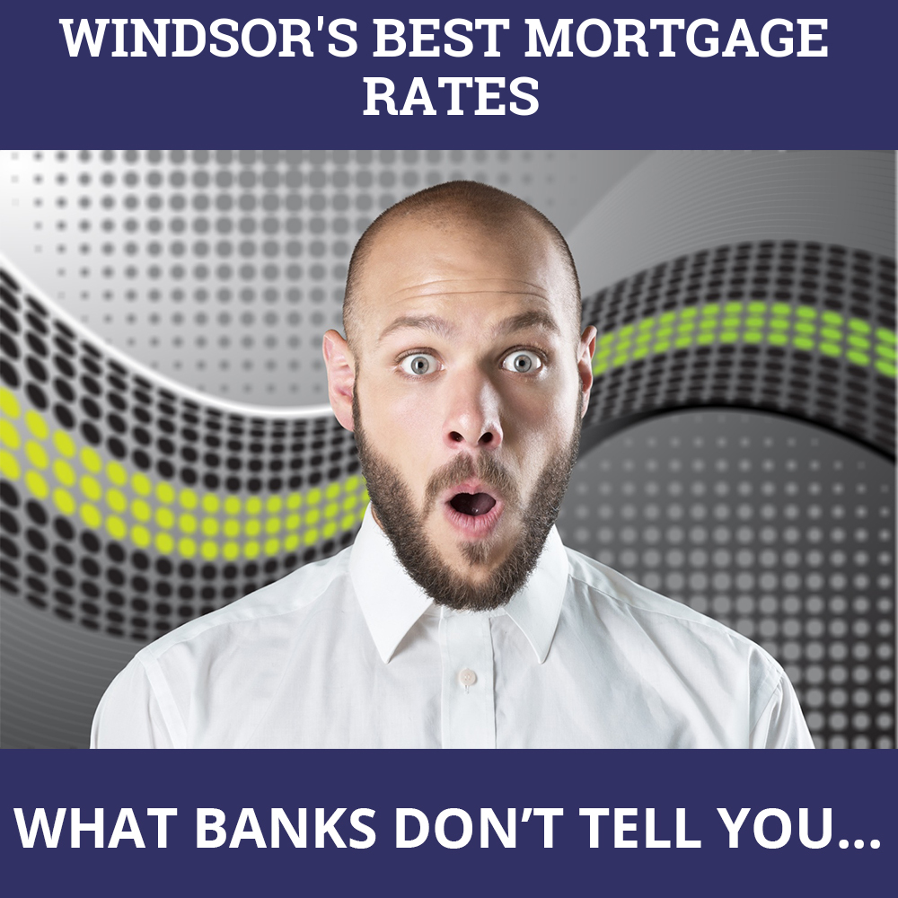 Mortgage Rates Windsor ON
