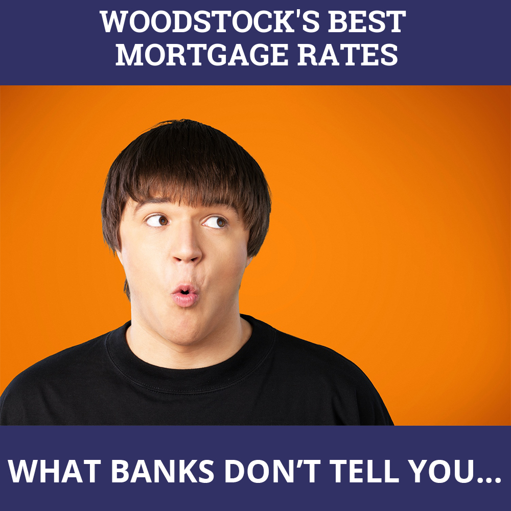 Mortgage Rates Woodstock ON