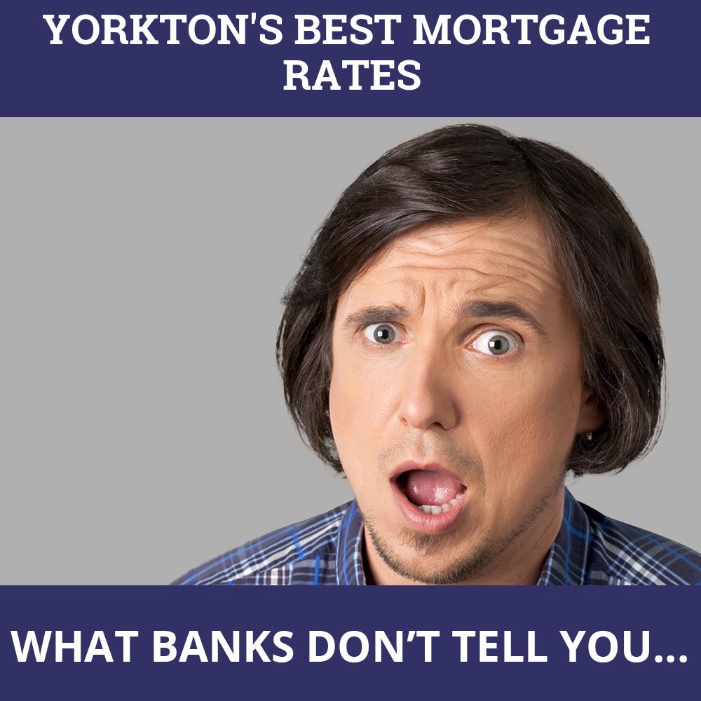 Mortgage Rates Yorkton SK
